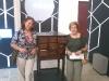 Profas. Dras.  Daisy Noronha e Angela B. Cuenca - Visita em: 14.04.2012